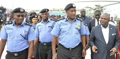 Inspector-General of Police, Mr Solomon Arase