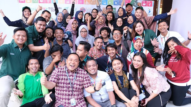 Deklarasi Jejaring Pemuda Riau untuk SDGs (Riau Youth for SDGs 2019)