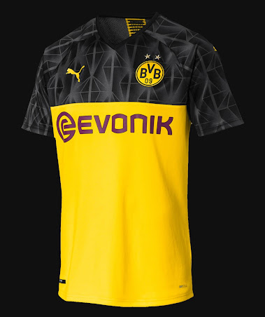 17e081b95b Designers Puma Borussia Dortmund Stadium Jersey Black Yellow Izmirhabergazetesi Com