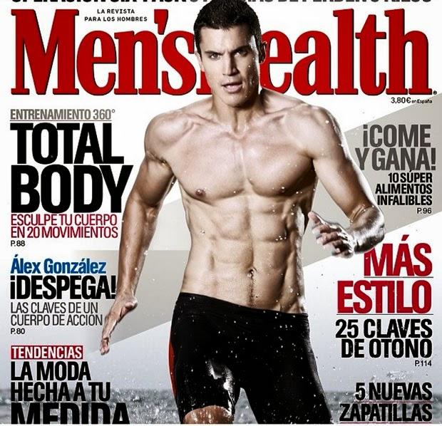 El impresionante cuerpo de Álex González ~ cotibluemos