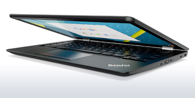 Lenovo ThinkPad 13 Chromebook is built to pass 12 Military Specification tests for durability