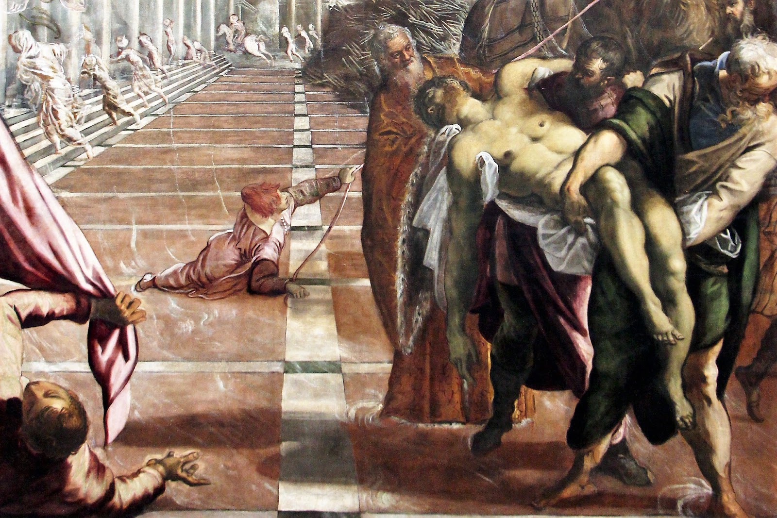 I veneziani che fecero l 39 impresa for Veneta arredi alessandria