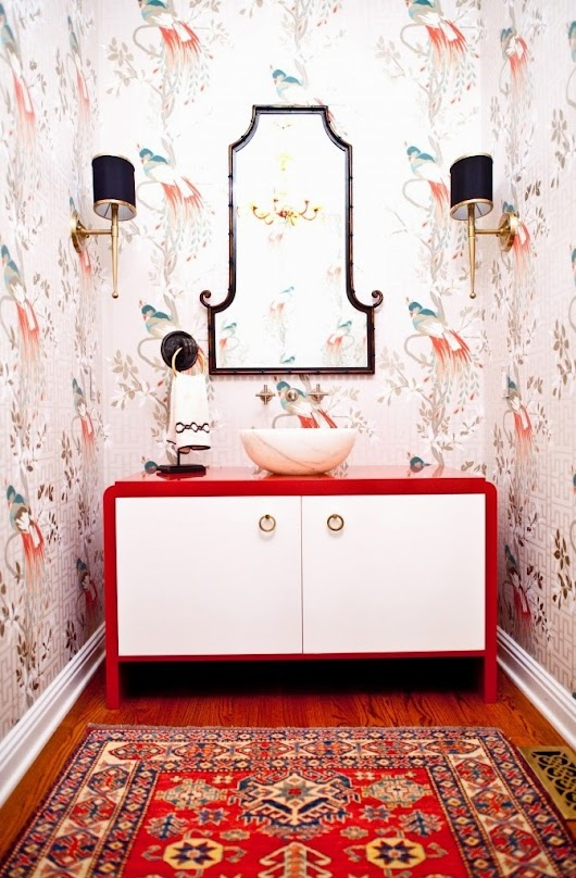 Powder Room Envy