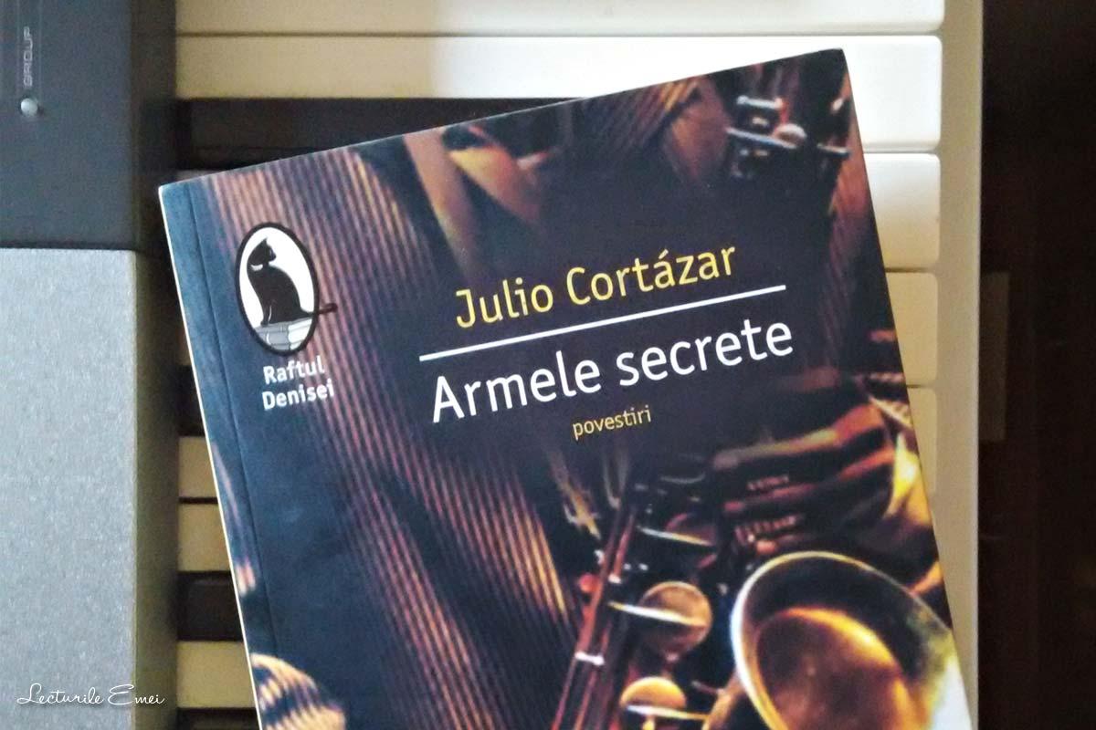 recenzie carte Armele secrete de Julio Cortázar