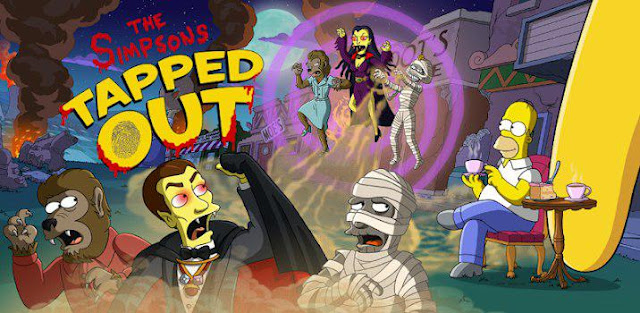 The Simpsons™:  Tapped Out download MOD