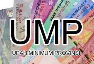 UMP Rp2,38 Juta Disepakati Pemerintah
