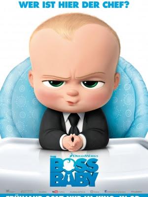 Nhóc Trùm (2017)  - The Boss Baby