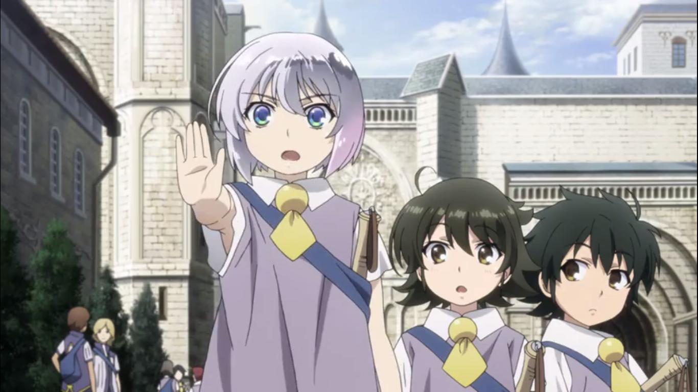 Nonton Anime Online Knight's & Magic