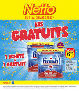 Catalogue Netto 21 au 26 Mars 2017
