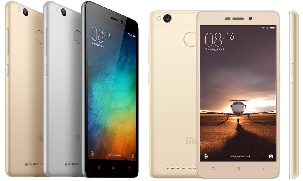 Xiaomi Redmi 3S (2016) with Specifications and Prices
