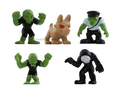 Mundo Monstruos World Monsters Zombie Playset 01