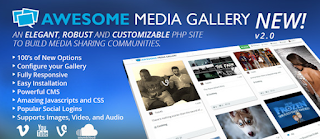 Nulled Script Media Gallery Awesome