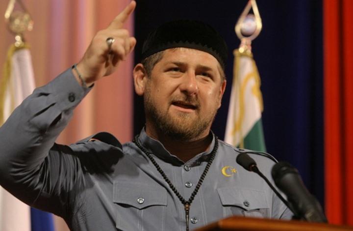 Presiden Chechnya Ramzan Kadyrov