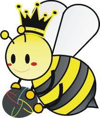 ... dibawah ini koleksi kartun lebah yang lucu dan imut imut kesukaanku