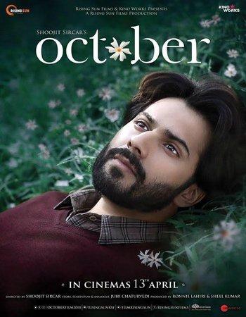 October (2018) Hindi 480p HDRip