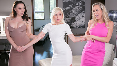 [MommysGirl] Brandi Love, Chanel Preston, Eliza Jane (Getting Caught: Almost Freaky)