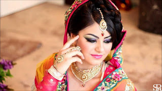 Salon Bridal Make Up - Avant-garde-makeup-themes