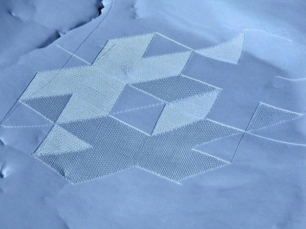 Stunning Snow Patterns by Simon Beck (Snow Art) 5