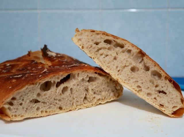 Pane Cafone - Neapolitan Peasant Bread from Gennaro's Italian Bakery
