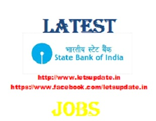 Recruitment of Specialist Cadre Officer in State Bank of India (SBI), letsupdate, bank jobs, sbi bank jobs
