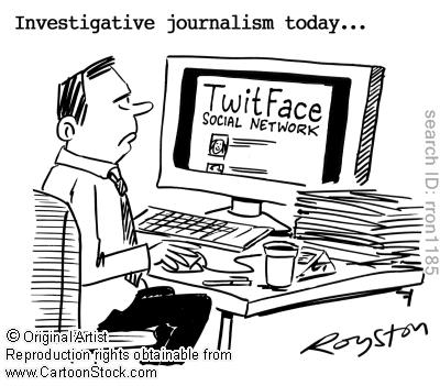 Sheena's Journalism Blog