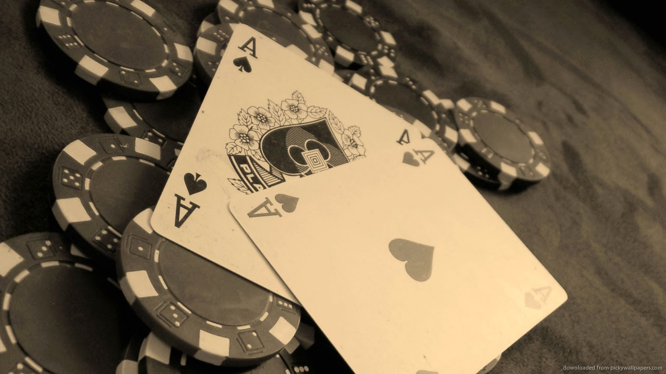 All aces poker strategy