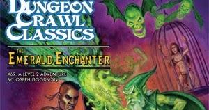 Tenkar's Tavern: Mini Review: DCC #68 - The Emerald