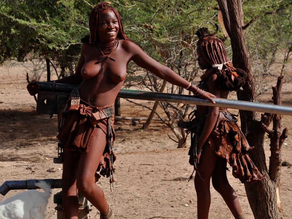 African Tribal Sex 101
