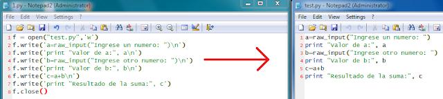 I/O en Python 6