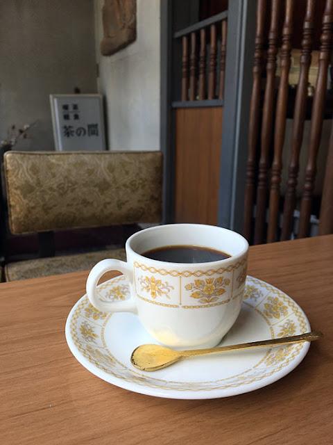 喫茶 茶の間