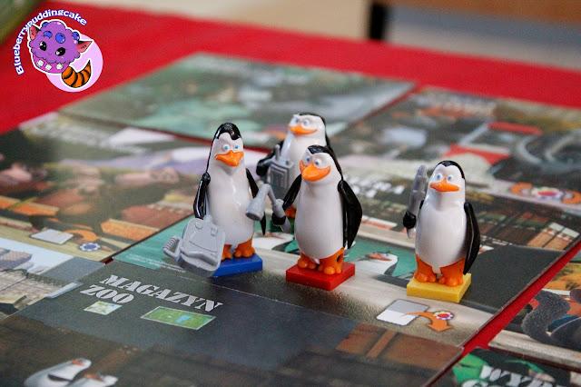 Było sporo gier do planszowych również dla najmłodszych