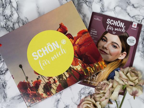 Rossmann Schön für mich Box November 2018
