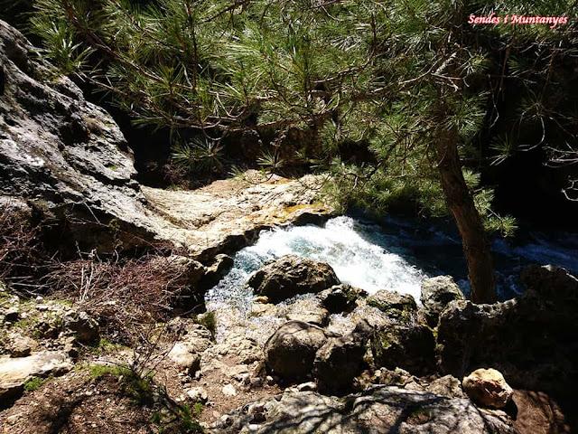 Nacimiento río Borosa, Pontones, Sierra de Cazorla, Jaén, Andalucía
