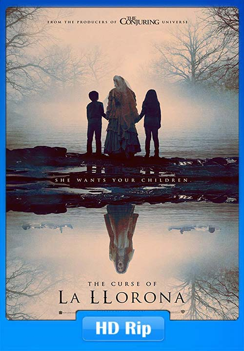 The Curse Of La Llorona 2019 720p WEBRip x264 | 480p 300MB | 100MB HEVC