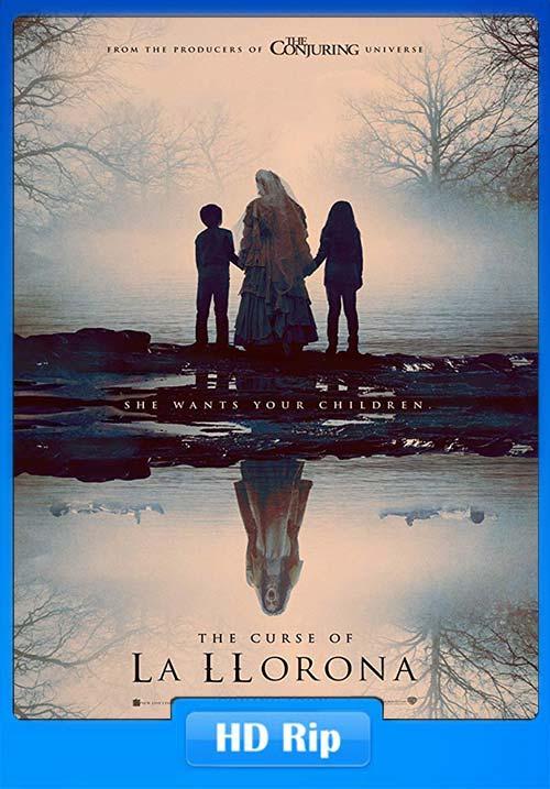 The Curse Of La Llorona 2019 720p WEBRip x264 | 480p 300MB | 100MB HEVC Poster