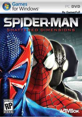 Spider Man Shattered Dimensions PC [Full] Español [MEGA]