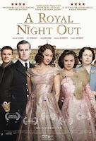 A Royal Night Out (2016) Poster