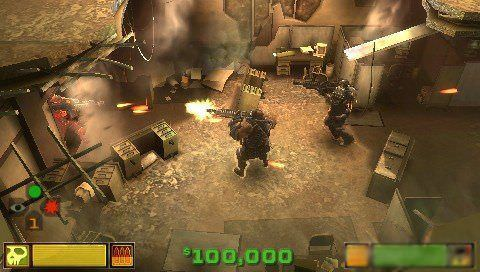 Army of Two : The 40th Day screenshot 2