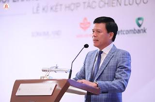 sự kiện lễ kí kết chiến lược phát triển dự án The Metropole Thủ Thiêm