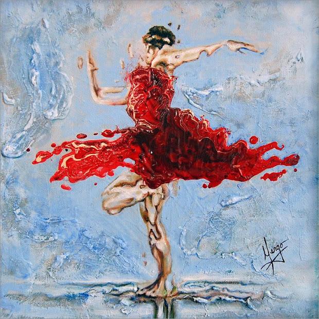 Karina Llergo Salto Dance Color Of Life