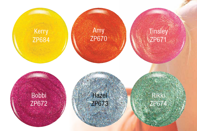 Zoya Irresistible Collection Summer 2013
