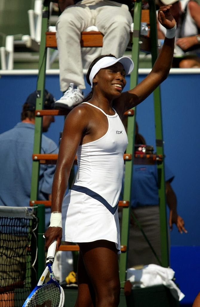 Venus Williams Nude Photos