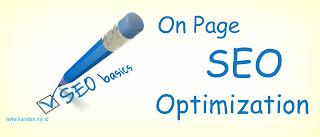 Cara Melakukan Seo On Page