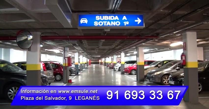 Emsule alquila plazas de garaje desde 45 euros al mes - Alquiler plazas de garaje madrid ...