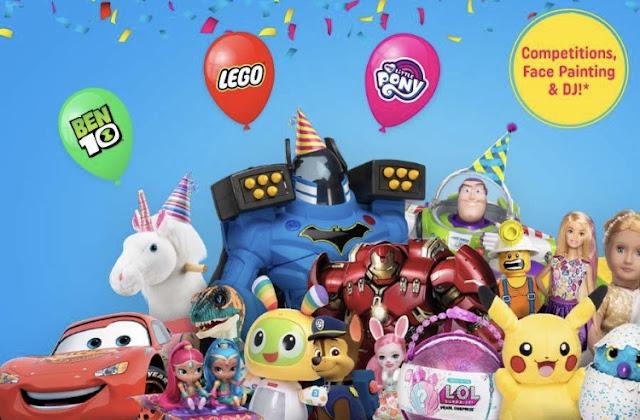Smyths toys party