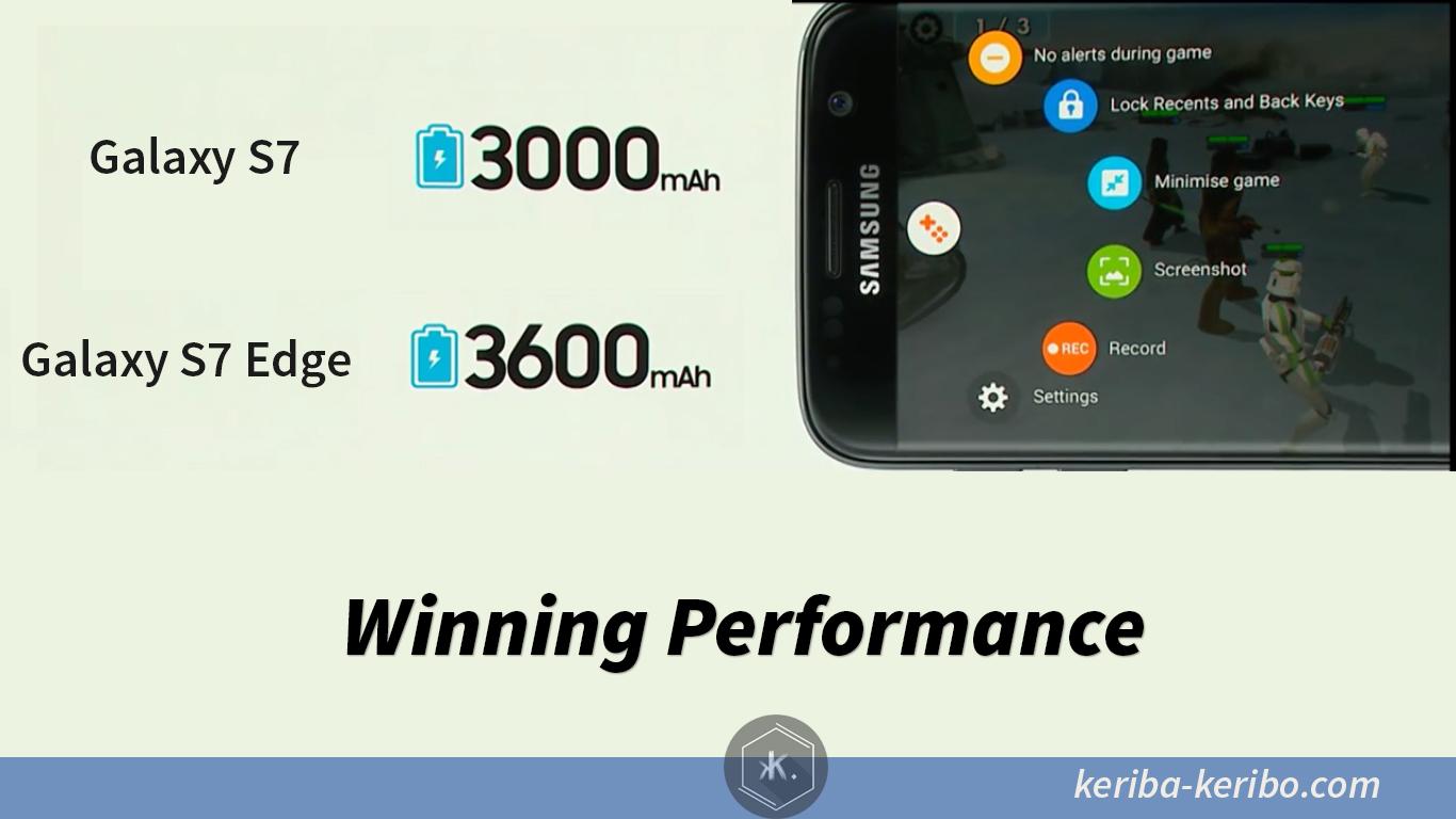 Samsung galaxy s7 dan s7 edge baterainya awet