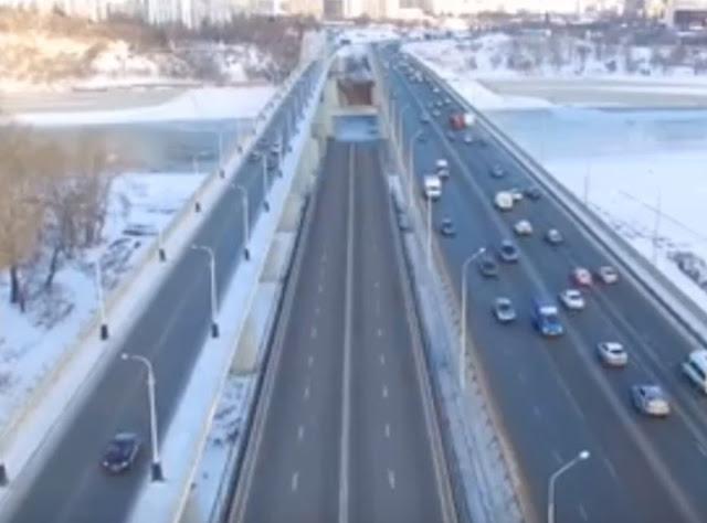 В Уфе Бельский мост станет пешеходным