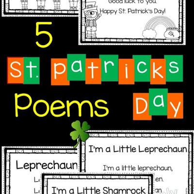 https://www.teacherspayteachers.com/Product/5-St-Patricks-Day-Poems-for-Kids-3009853