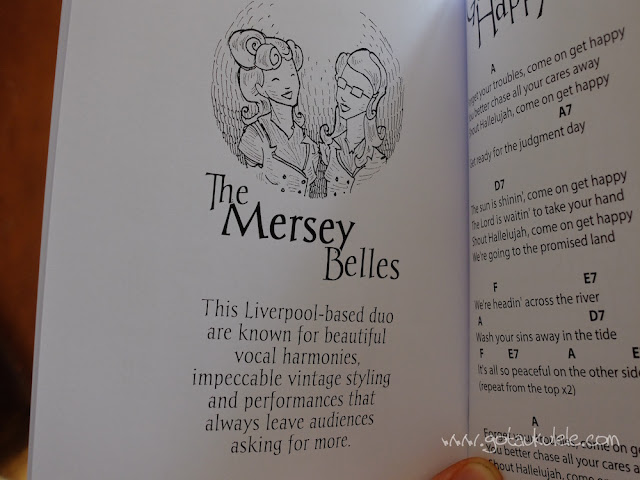 Gerald: A Ukulele Adventure - The Mersey Belles