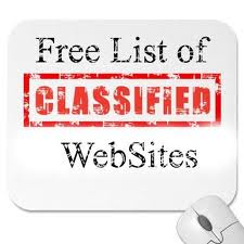 200+ Free classified ad posting web sites lists of 2013